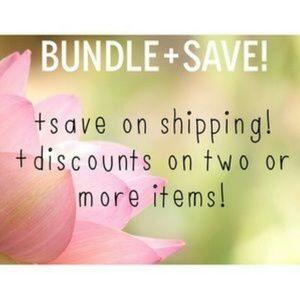 Bundle & Save!!!